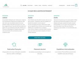 création site ecommerce artisan - agence digitale 47.7 lorient